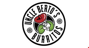 Uncle Berto's Burritos logo