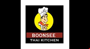 Boonsee Thai Kitchen Rancho Cucamonga logo