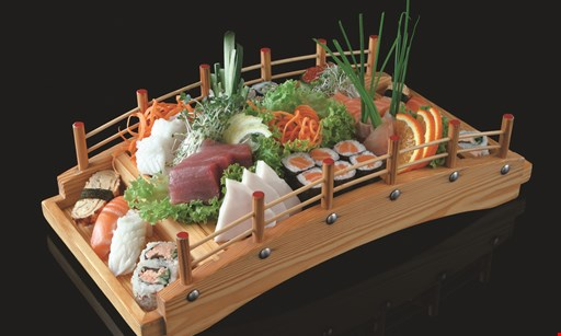 Product image for Sakura Japanese Cuisine Up to 20% off food purchase