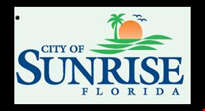 City of Sunrise logo