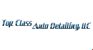 Top Class Auto Detailing logo