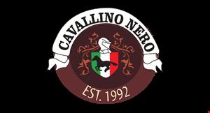 Cavallino Nero logo