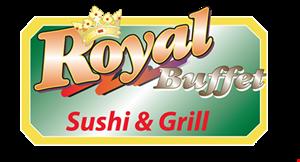 Royal Buffet Sushi & Grill logo