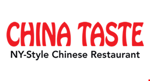 Product image for China Taste FREE 2 Egg Rolls or 1-Liter Soda