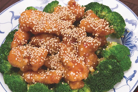 Product image for China Taste FREE Sesame Chickenwith purchase of $60 or more