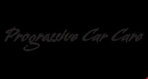 Progressive Car Care logo