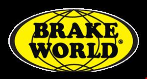 Brake World logo