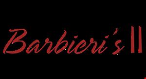 Barbieri's Ll logo