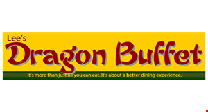 LEE'S DRAGON BUFFET logo