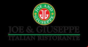 Joe & Giuseppe Italian Ristorante logo