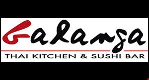 Galanga Thai Kitchen & Sushi Bar logo