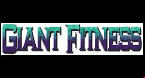 Giant Fitness Mt Laurel logo