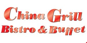China Grill Bistro & Buffet logo