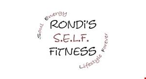 Rondi's S.E.L.F. Fitness logo