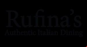 Rufina's Authentic Italian Dining logo