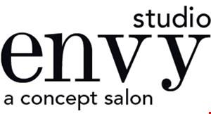 Envy Studio - a Concept Salon logo
