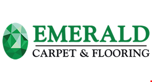 Emerald Carpet & Flooring logo