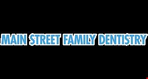Main Street Family Dentistry logo