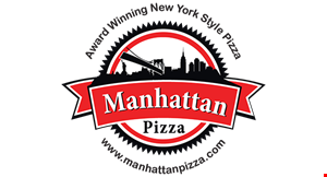 MANHATTAN PIZZA - HERNDON logo