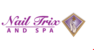 Nail Trix logo