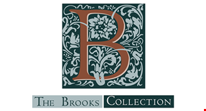 Product image for The Brooks Collection 15% off one singlei tem
