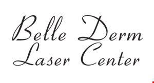 Belle Derm Laser Center logo