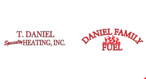 Daniel Family Fuel logo