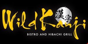 Wild Kanji logo