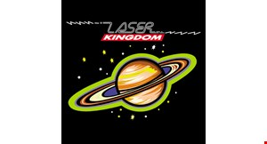 Laser Kingdom logo