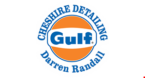 Cheshire Detailing and Repair logo