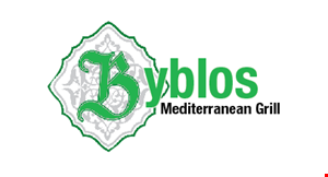 Byblos Mediterranean Grill logo