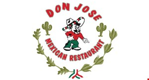 DON JOSE MEXICAN RESTAURANT logo
