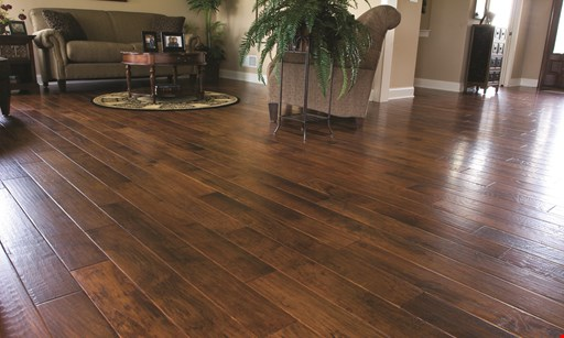 Product image for Vincent Hardwood Flooring 10% Off any purchase .