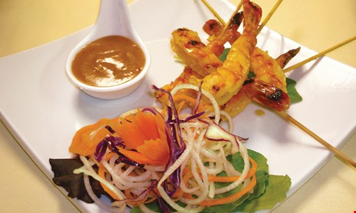 Product image for Sweet Chilli Thai Cuisine $10 off dine in or take out of $60 or more