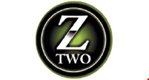 Z Two Restaurant & Lounge logo