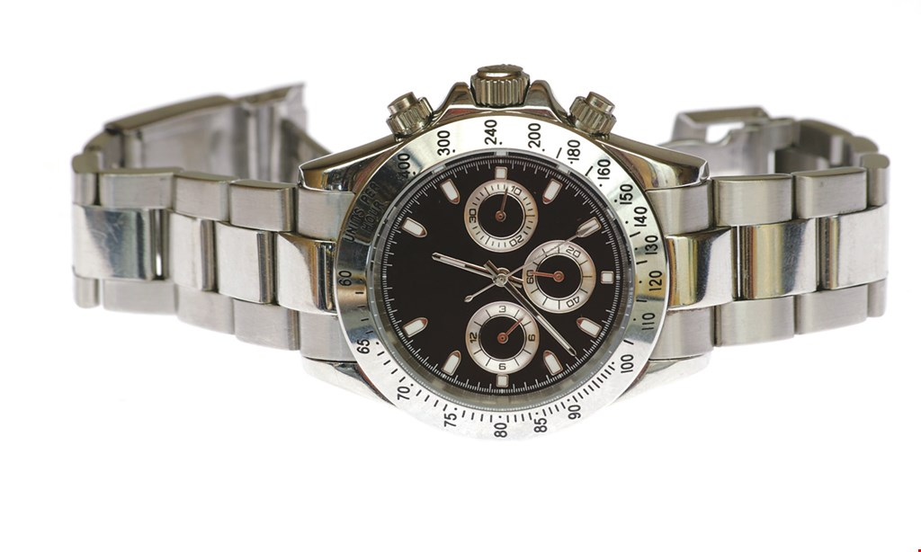 Product image for Watch & Jewelry Repair Center Inc. $2 off any battery