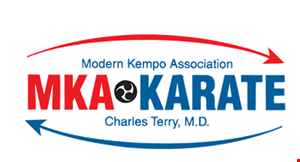 MKA Karate logo