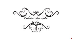 Exclusive Hair Salon & Spa logo