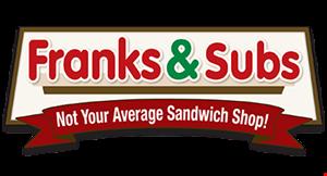 Franks & Subs logo