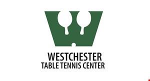 Westchester Table Tennis Center logo
