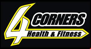 Four Corners Health & Fitness logo