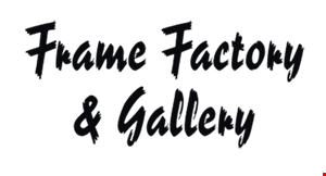 Frame Factory & Gallery logo