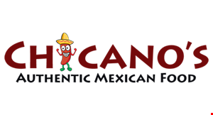 CHICANO'S AUTHENTIC MEXICAN FOOD logo