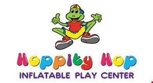 Hoppity Hop Inflatable Play Center logo