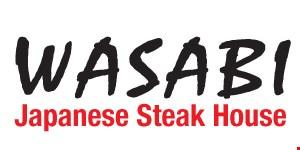 WASABI Japanese Steak House logo