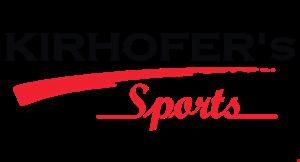 Kirhofer's Sports logo