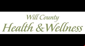 Will County Health & Wellness logo