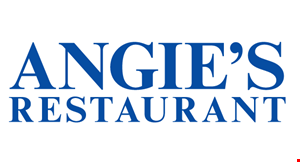 Product image for Angie's Restaurant Up to $20 off!