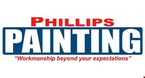 Phillips Painting logo