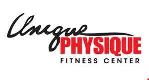 Unique Physique Fitness Center logo